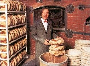 Булочник и хлеб