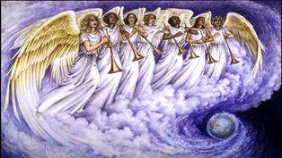 Семь ангелов Откровения