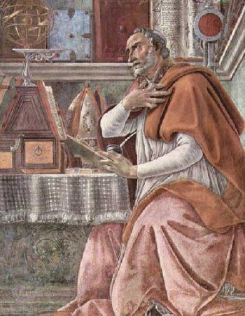 Исповедь. Августин