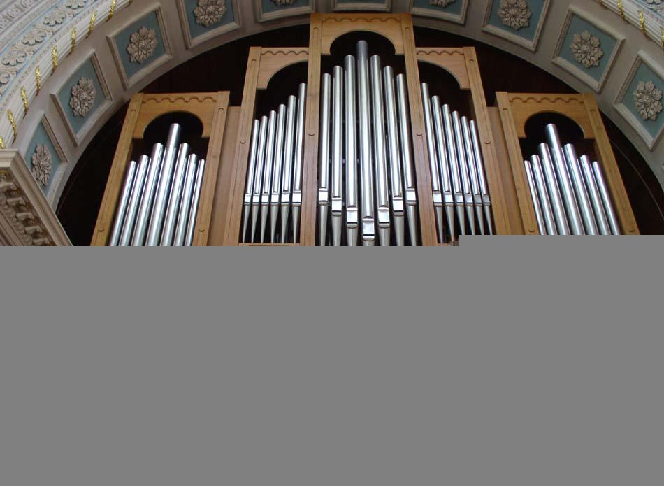 История церковной музыки и пения.