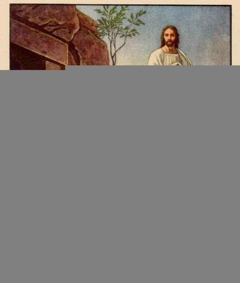Зов воскресения. В. Ф. МАРЦИНКОВСКИЙ