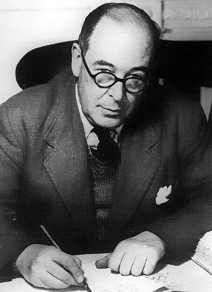 К.С. ЛЬЮИС 1900- 1963