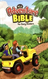 NIrV, Adventure Bible for Early Readers, Paperback, Full Color. УЦЕНКА