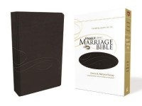 NKJV, FamilyLife Marriage Bible, Leathersoft, Brown: Equipping Couples for Life
